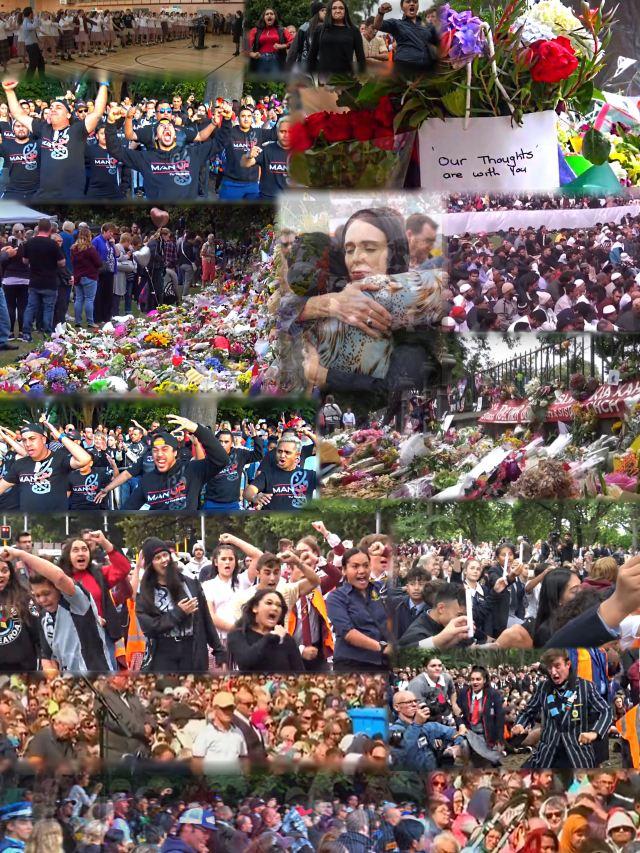 haka-collage